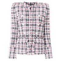 Balmain Jaqueta De Tweed - Estampado