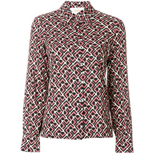 La Doublej slim-fit shirt - Estampado