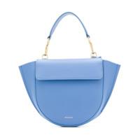 Wandler Hortensia Mini Horizon Shoulder Bag - Azul