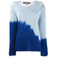 Junya Watanabe Suéter De Tricô - Azul