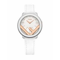 Fendi Relógio Run Away - Branco