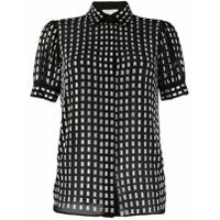 Michael Kors Embellished Shirt - Preto