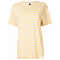 Bassike Classic Wide Heritage T-Shirt - Amarelo