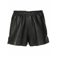 Bassike Gardening Shorts - Preto
