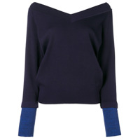 Sport Max Code Suéter 'arak' - Azul