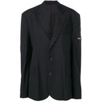 Balenciaga Blazer Oversized - Preto
