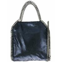 Stella Mccartney Bolsa Tote Mini Modelo 'falabella' - Azul