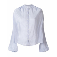 Thierry Colson Camisa Oversized - Azul