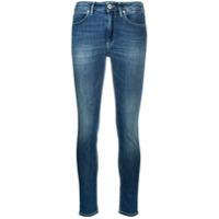 Dondup Calça Jeans Skinny Cintura Alta - Azul