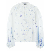 Thierry Colson Blusa Floral - Branco