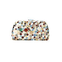 Serpui Clutch De Madrepérola - Estampado