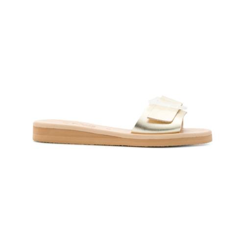 Imagem de Ancient Greek Sandals Sandália com fivela - Metálico