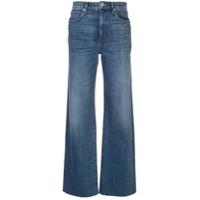 Slvrlake Calça Jeans Pantalona - Azul