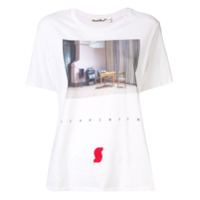 Undercover Graphic Print T-Shirt - Branco