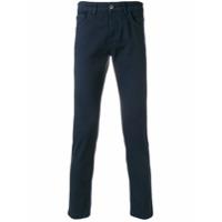 Entre Amis Calça Jeans Cropped - Azul