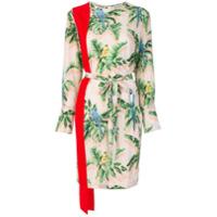 Stella Mccartney Vestido Midi 'paradise' - Estampado