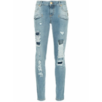 Pierre Balmain Calça Jeans Skinny - Azul
