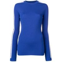 Fiorucci Suéter Canelado - Azul