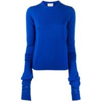 Coperni Suéter Mangas Longas - Azul