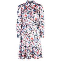 Jill Stuart Vestido Com Estampa Floral - Estampado