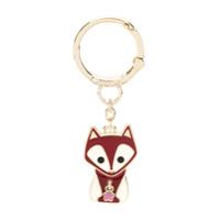 Furla Fox Keyring - Vermelho
