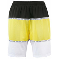 Opening Ceremony Short Color Block - Preto