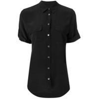 Equipment Shortsleeved Shirt - Preto