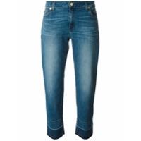 Michael Michael Kors Calça Jeans Reta - Azul