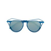 Karen Walker Óculos De Sol 'marguerite' - Azul