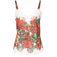 Dolce & Gabbana Underwear Blusa De Pijama Estampada - Vermelho