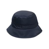 Ymc Chapéu Bucket De Nylon - Azul