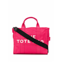 Marc Jacobs Bolsa Tote The Small Traveler - Rosa
