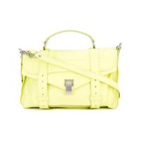 Proenza Schouler Bolsa Modelo 'ps1' Média - Amarelo
