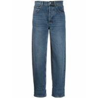 Boyish Jeans Calça Jeans Cenoura Cintura Alta - Azul