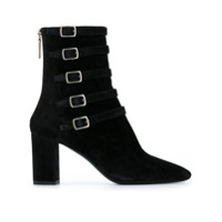 Saint Laurent Ankle Boot Lou - Preto