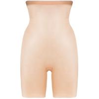Spanx Short Skinny Cintura Alta - Neutro