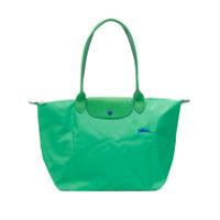 Longchamp Bolsa Tote Grande - Verde