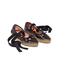 Marc Jacobs Espadrille The Mouse - Preto