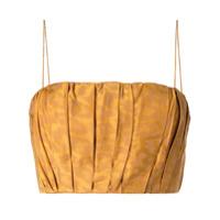 Acler Blusa Honor - Dourado