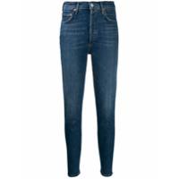 Agolde Calça Jeans Skinny - Azul