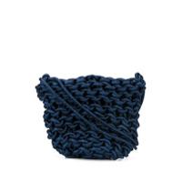 Alienina Bolsa Tote Kati - Azul