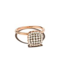 Selim Mouzannar Anel Beirut De Ouro Rosé 18K Com Diamante - Rose Gold