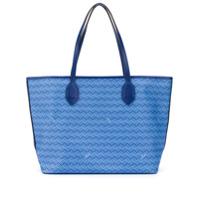 Delage Bolsa Tote Lulu Jm - Azul