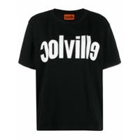 Colville Camiseta Com Estampa De Logo - Preto