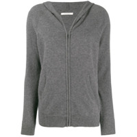 Chinti And Parker Cardigan Com Capuz - Cinza
