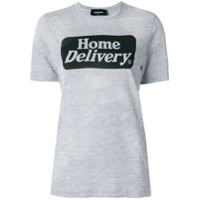 Dsquared2 Camiseta 'home Delivery' - Cinza