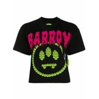 Barrow Camiseta Com Estampa Gráfica - Preto