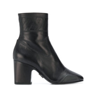 Off-White Ankle Boot Owia - Preto