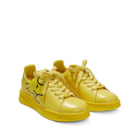 Marc Jacobs Tênis X Peanuts The Tennis Shoe - Amarelo