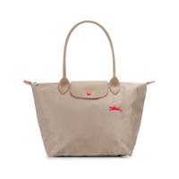 Longchamp Le Pliage S Tote Bag - Cinza